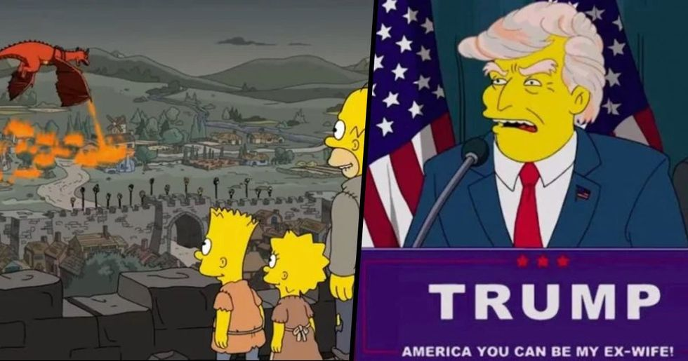 Here Are All the Things 'The Simpsons' Predicted That Came True