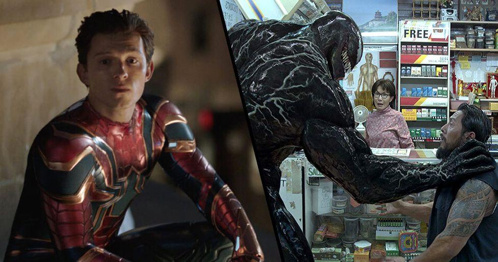 'Venom' Director Confirms Venom and Spider-Man Crossover Film Will Happen