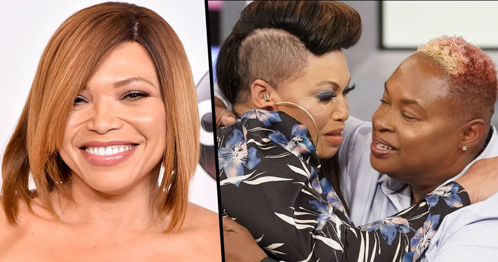 Woman Learns Her Long Lost Sister Is Tisha Campbell-Martin