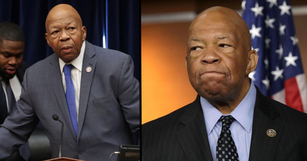 Congressman Elijah Cummings Dies Aged 68