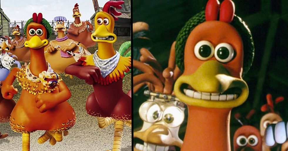 'Chicken Run' Sequel Has Started Production