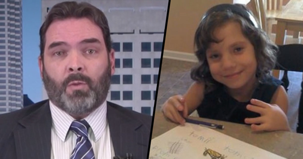 Dad Explains How His Family Adopted 'Woman Posing as Six-Year-Old Who Tried to Kill Her Parents'
