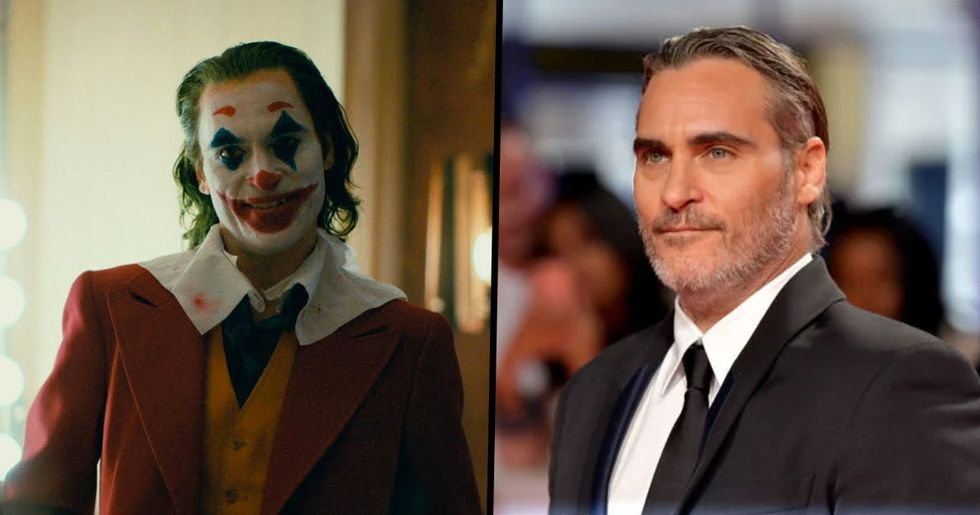 Joaquin Phoenix's Upbringing Was Seriously Messed Up