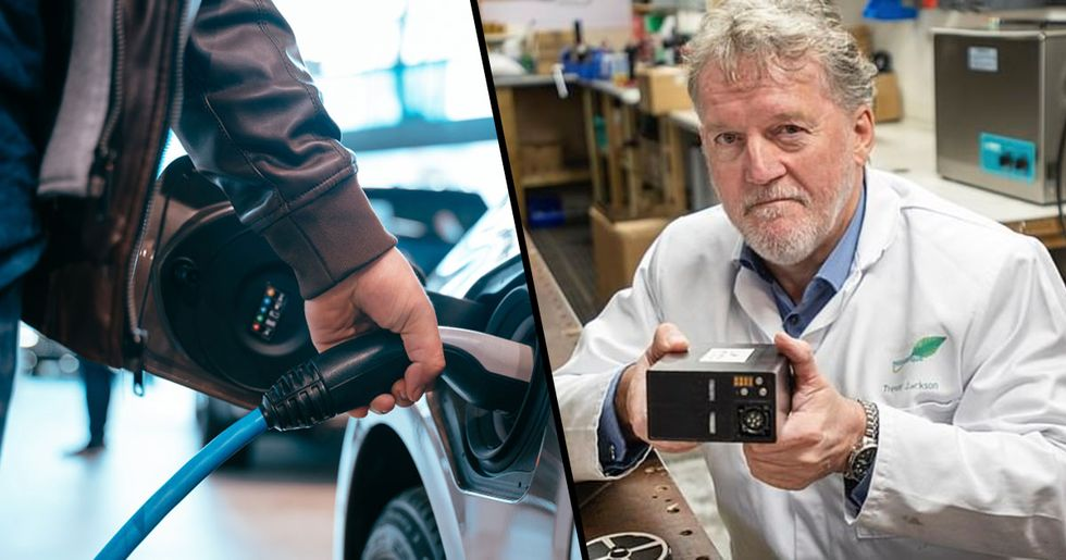 Man Invents Electric Car Battery That Can Travel 1,500 Miles Without Being Recharged