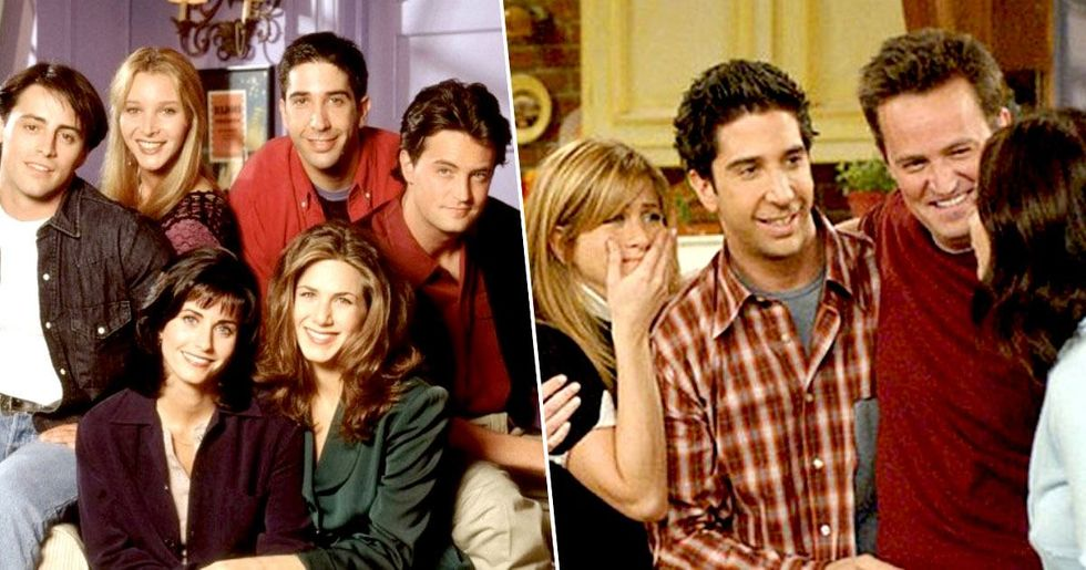 Cinemas to Screen Friends Episodes to Mark 25th Anniversary