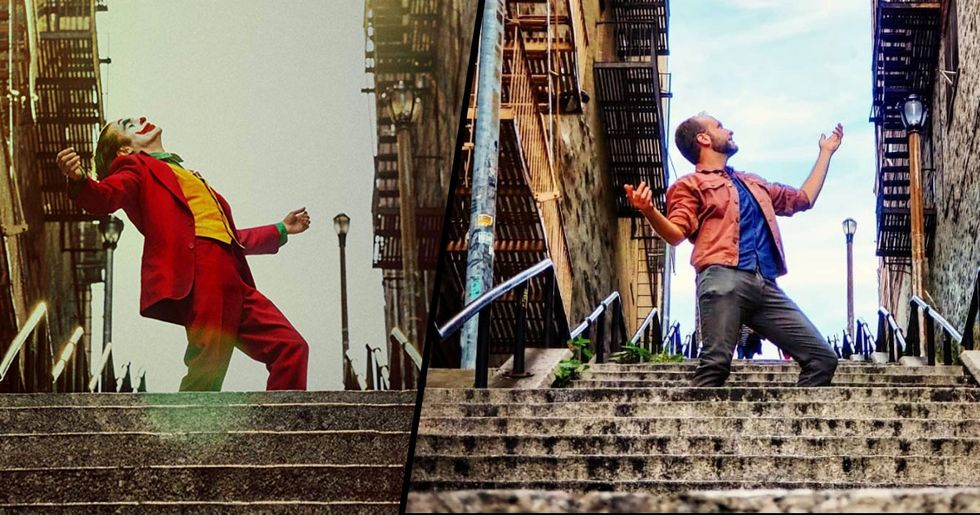Stairs Featured in 'Joker' Movie Become Unlikely Tourist Attraction