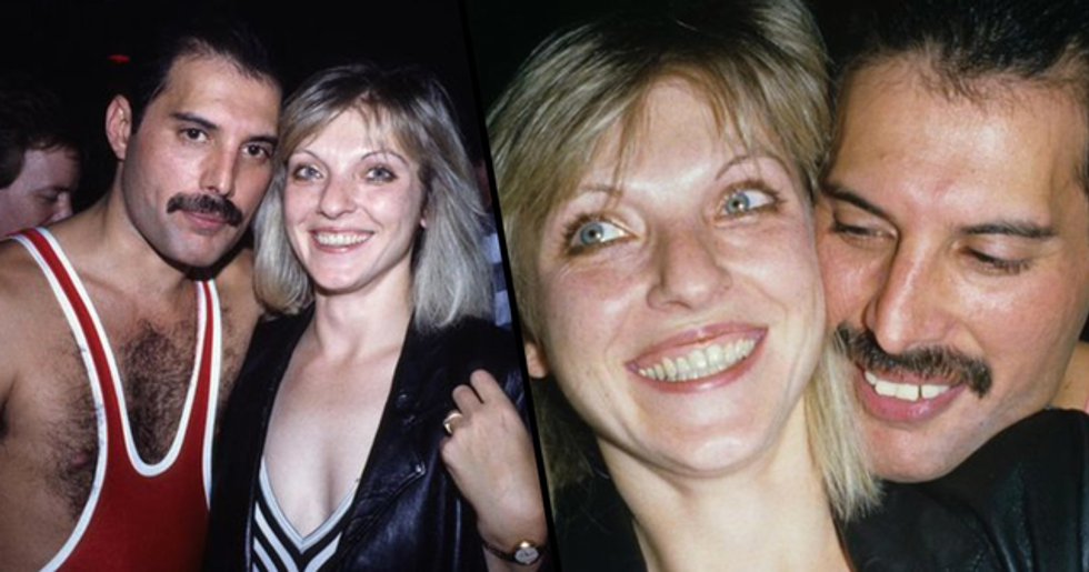 Freddie Mercury's Partner Buried His Ashes in Secret and Nobody Knows Where