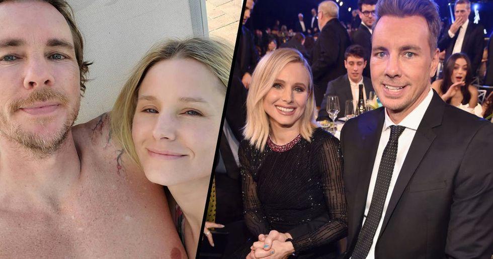 Kristen Bell And Dax Shepard Both Forgot Their Wedding Anniversary