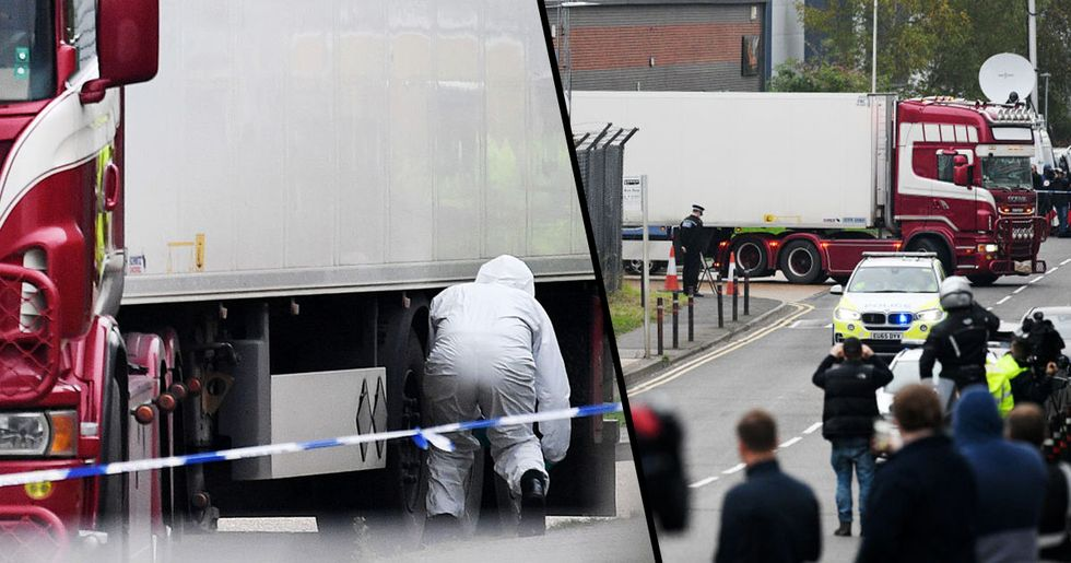 All 39 People Found Dead in Haulage Truck Were Chinese Nationals