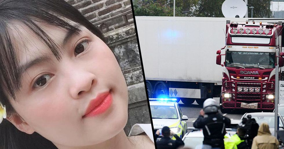 Tragic Final Text of Woman 'Among 39 Dead in UK in Haulage Truck' Revealed