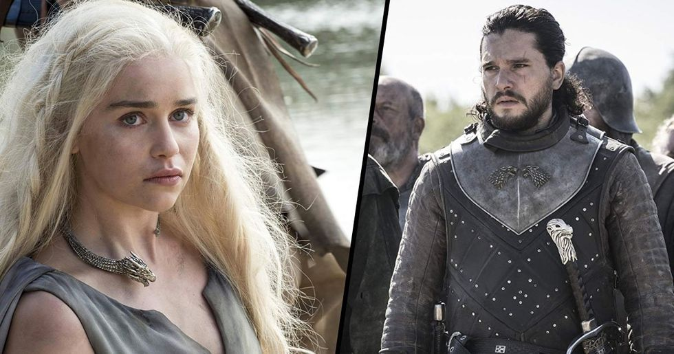 'Game Of Thrones' Prequel Series Has Been Canceled
