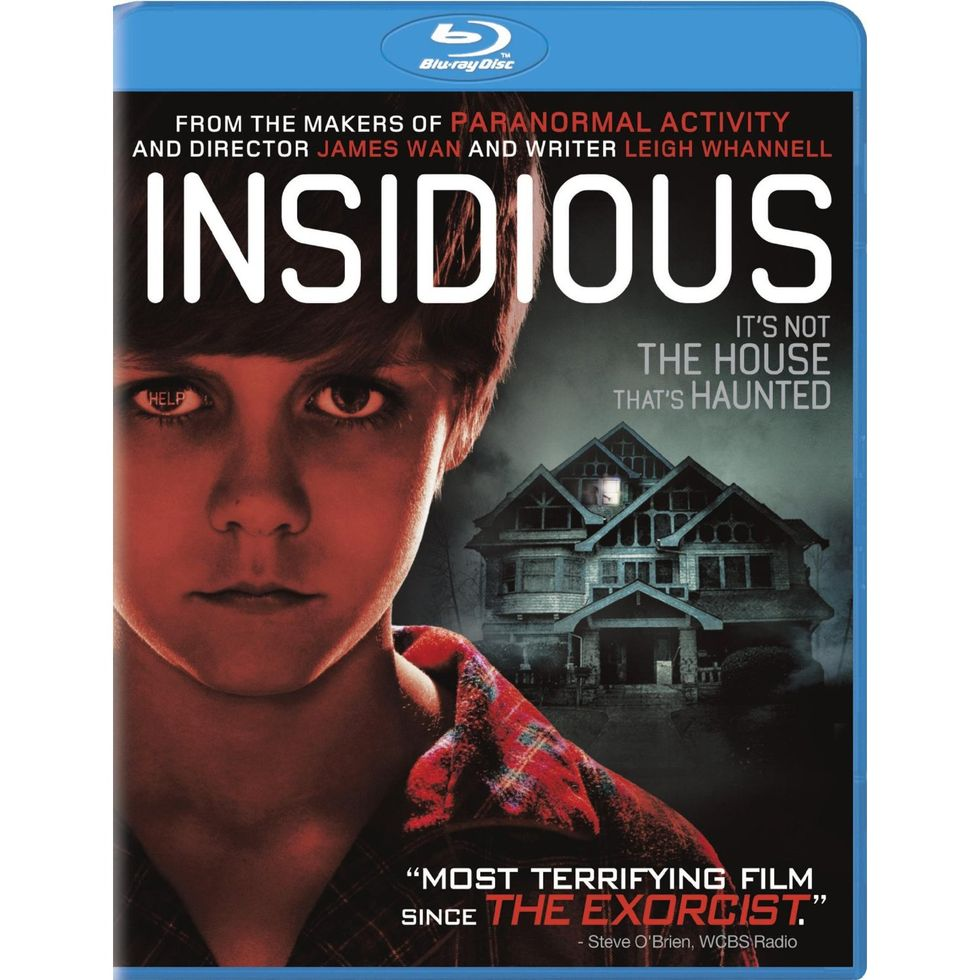 Genuinely Scary Insidious On Blu-ray & DVD