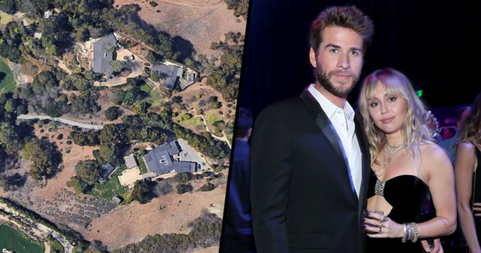 Liam Hemsworth 'Building New Home' Next Door to Miley Cyrus and Cody Simpson