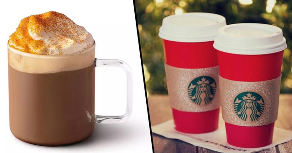 Starbucks Reveals New Toasted Marshmallow Hot Chocolate