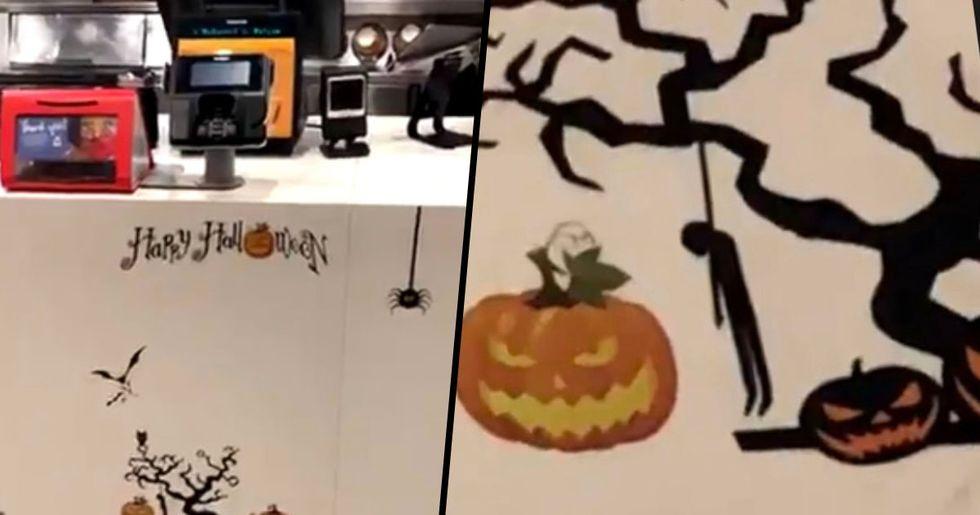 Mcdonald's Slammed for Lynching Halloween Decorations