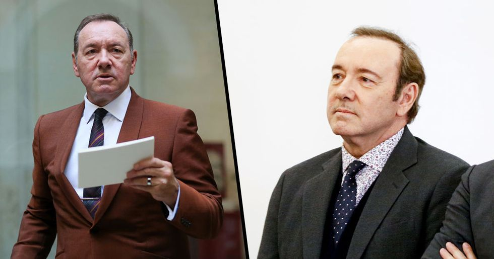 Kevin Spacey Sexual Assault Case Dropped After Accuser Dies