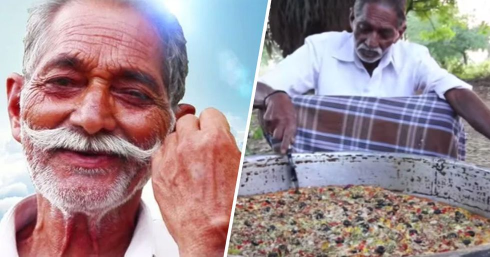 Youtuber Grandpa Who Makes Epic Meals for Orphans Passes Away