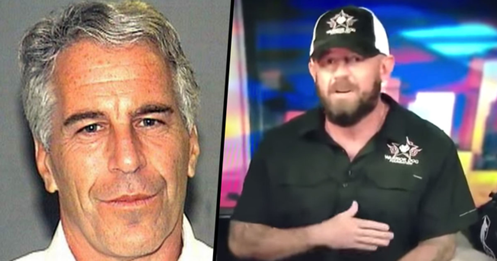Guest Asks for Last Word, Says 'Epstein Didn't Kill Himself' on Live TV