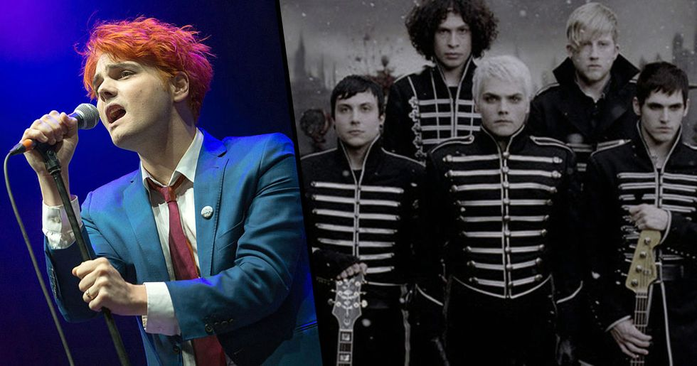 My Chemical Romance Is Reuniting for the First Time Since 2012