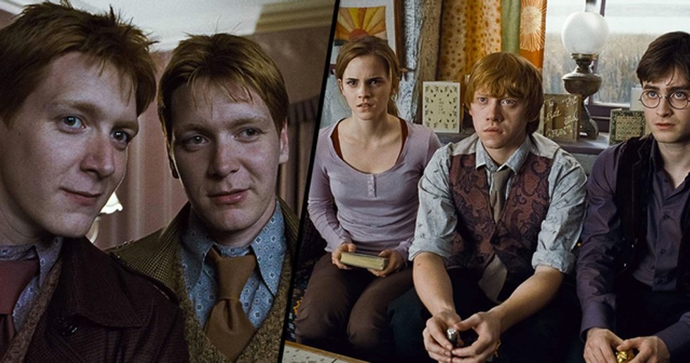 A 'Harry Potter' Reunion Happened Last Weekend and We All Missed It