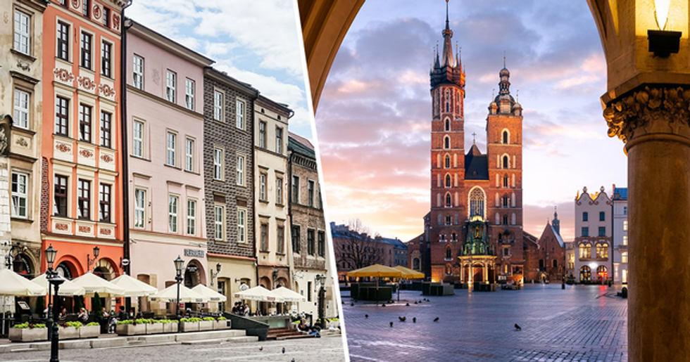 Krakow Voted Best City Destination for Third Year in a Row