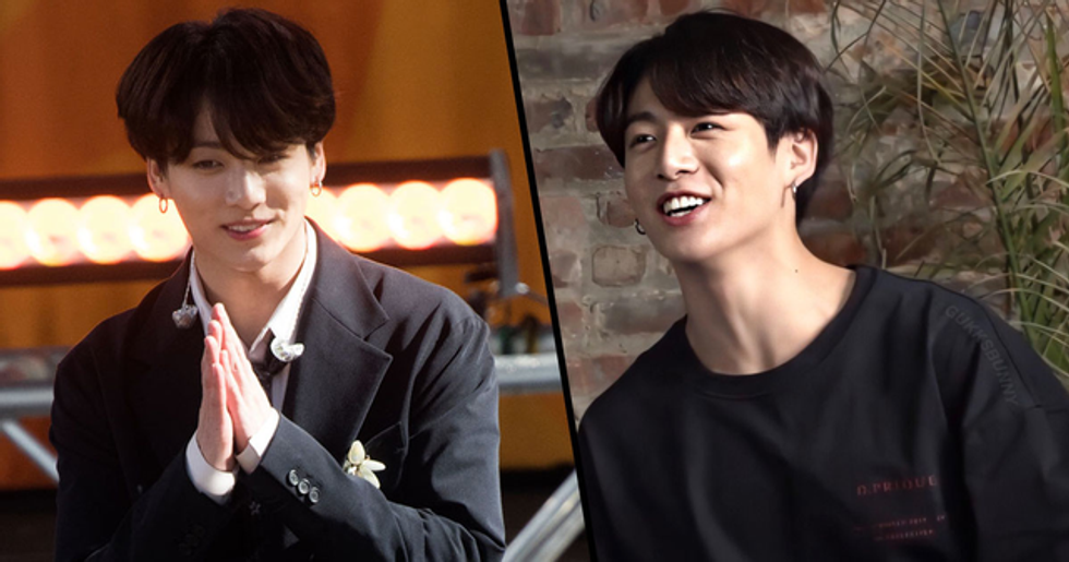 BTS Star Jungkook Has Been in a Car Accident and His Fans Are Covering It Up
