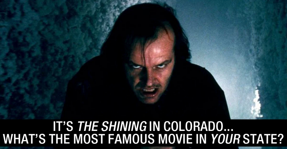 The Most Famous Movie Set in Each State
