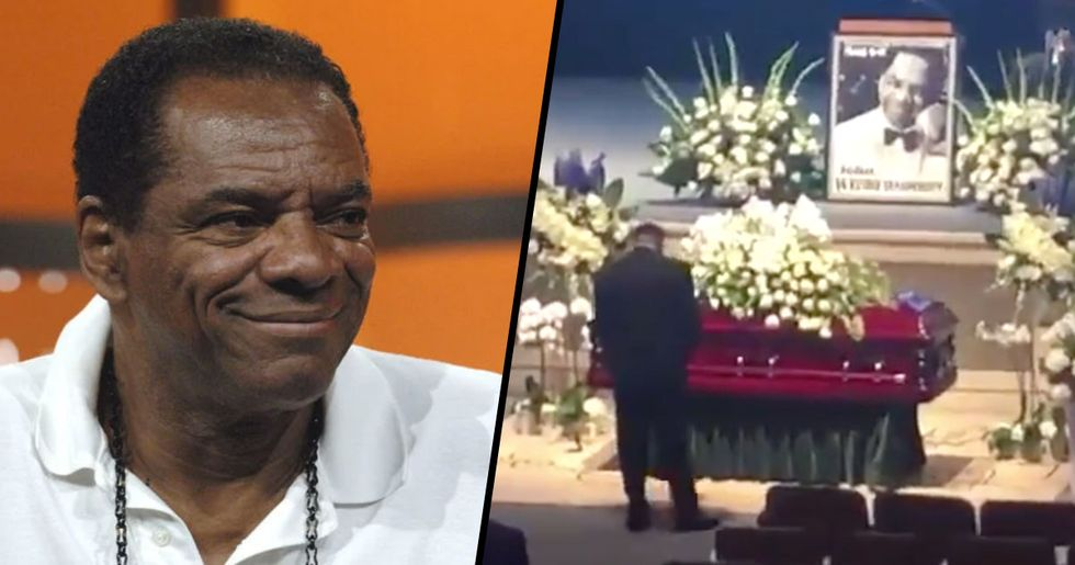 John Witherspoon's Celebration of Life Draws Hollywood Giants to Pay Respects