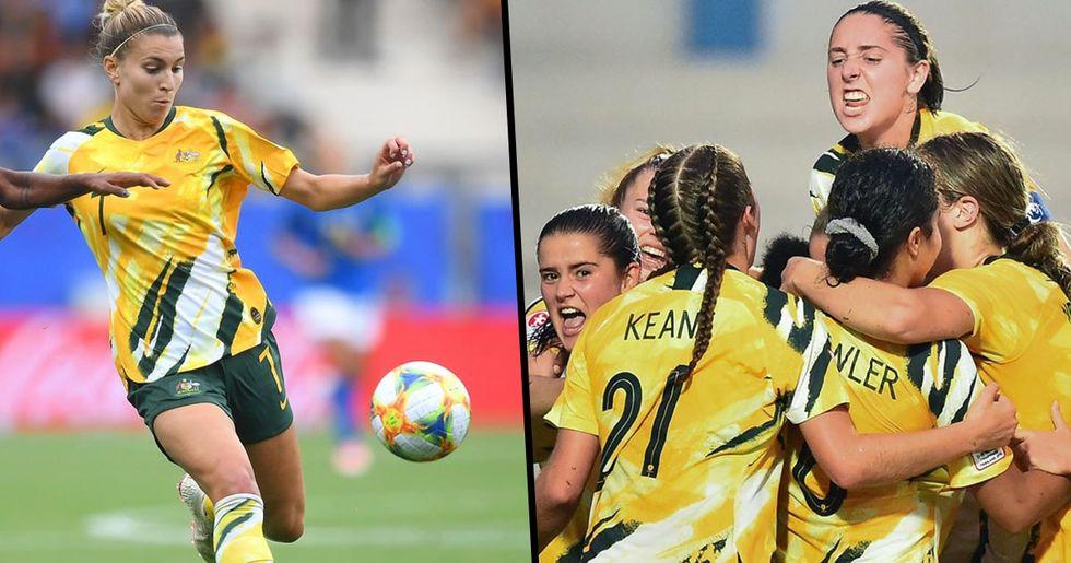 Australian Women's Soccer Team Will Be Paid Same as Men's Team