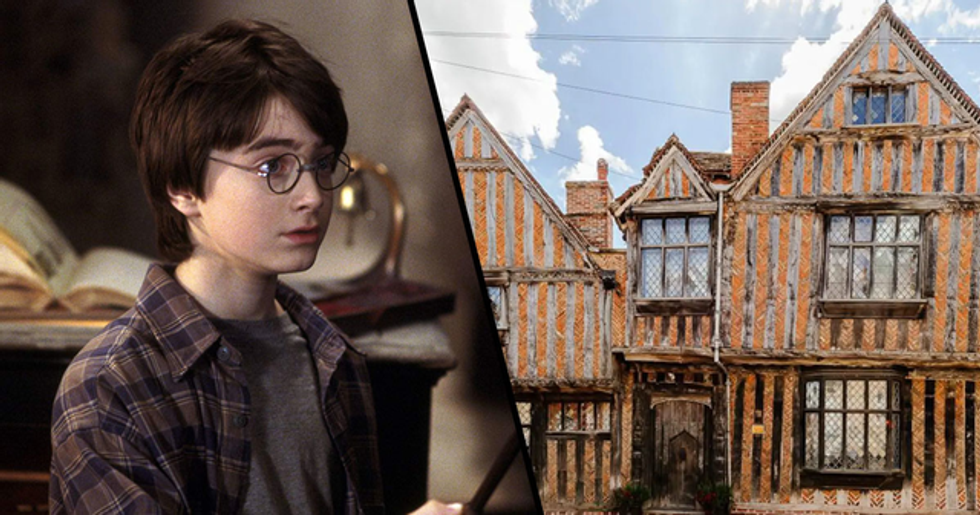 Harry Potter's Childhood Home Is Now for Rent on Airbnb