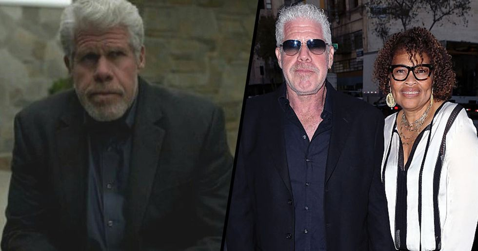 'Sons of Anarchy' Star Ron Perlman Files for Divorce After Four Decades