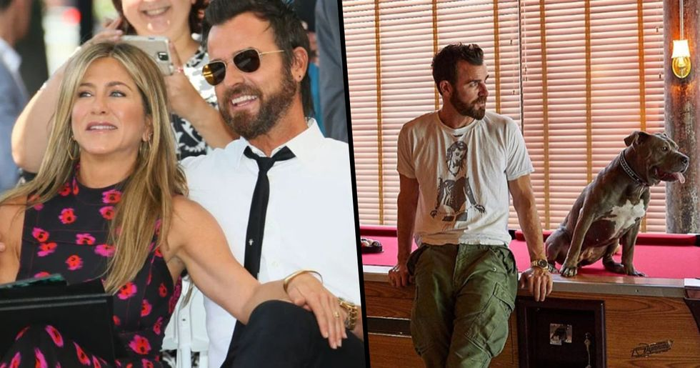 Justin Theroux Reaches out to Ex Jennifer Aniston on Instagram