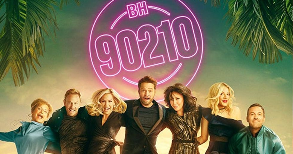 'BH90210' Canceled After One Season