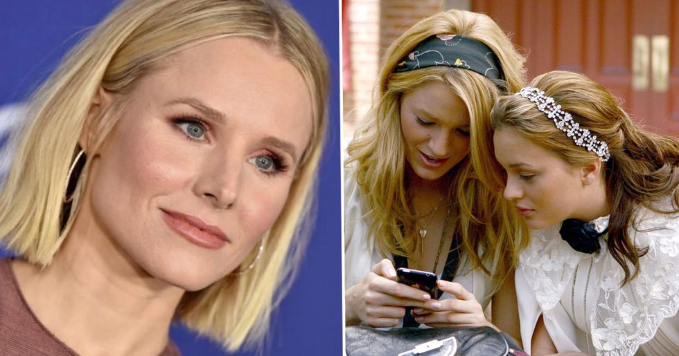 Kristen Bell Returning to Narrate 'Gossip Girl' Reboot