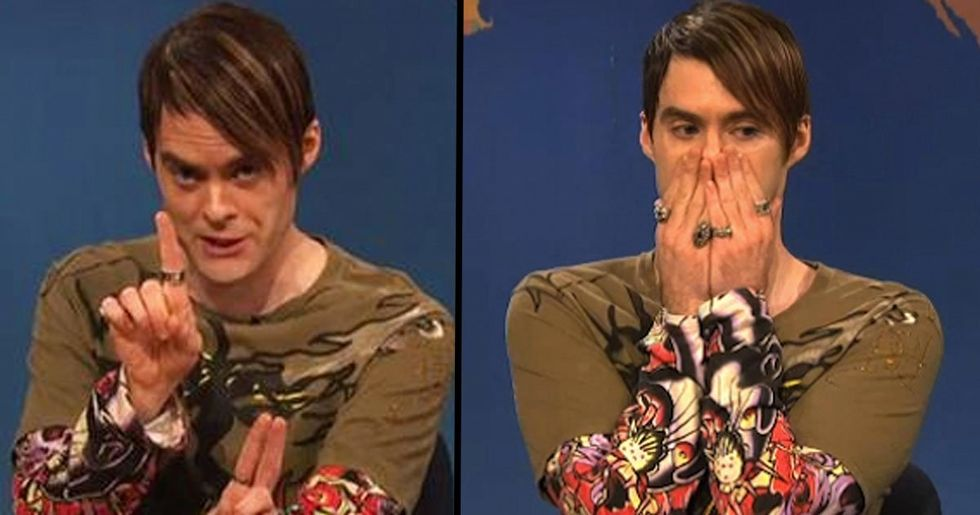 'SNL' Releases All of Bill Hader's Stefon Appearances