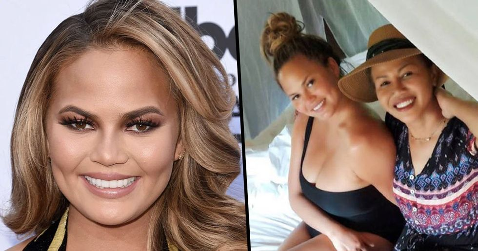 Chrissy Teigen Apologizes for 'Super Tone Deaf' Comments About Her Mom Treating $159 Airpods as 'Disposable'