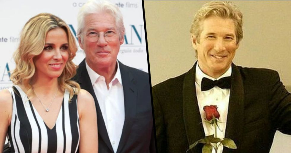 Richard Gere, Aged 70, Is Expecting a Second Child With His Wife