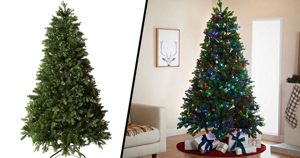 Amazon Just Released a $300 Alexa-Compatible Christmas Tree