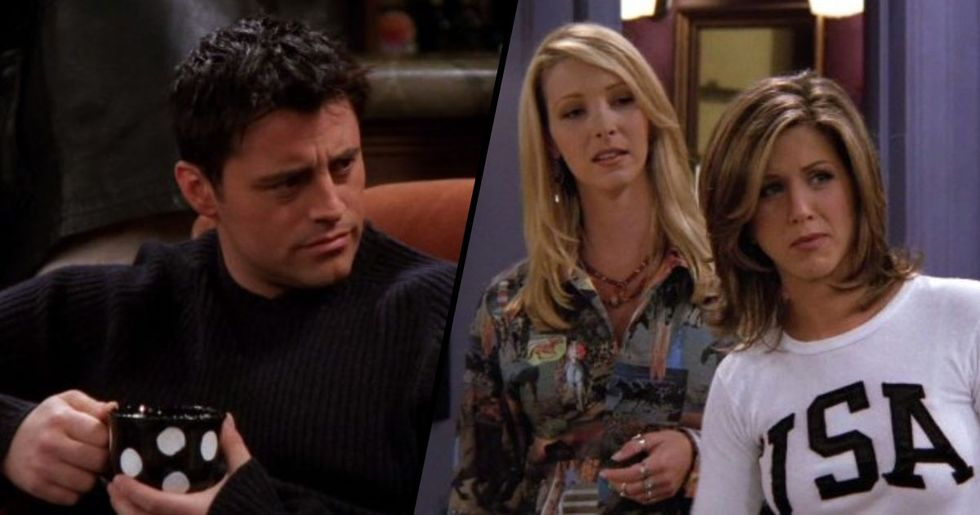 40 'Friends' Facts Even the Biggest Fans Don't Know