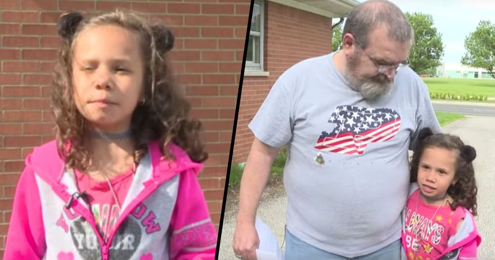 Six-Year-Old Made to do 'Walk of Shame' Because She Couldn't Afford $2.25 Lunch