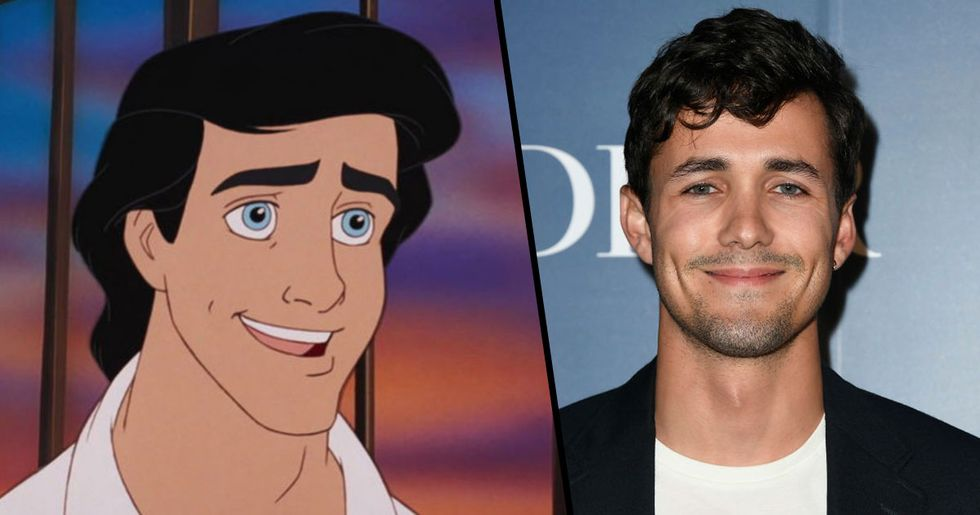 'The Little Mermaid' Reboot Casts Its Prince Eric