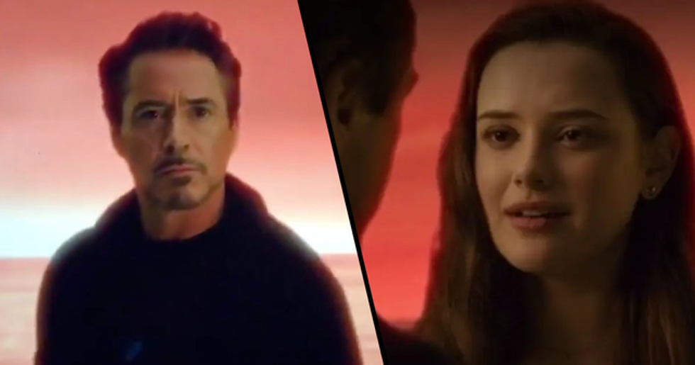 'Avengers: Endgame' Deleted Scene Shows Tony Stark Meeting His Adult Daughter