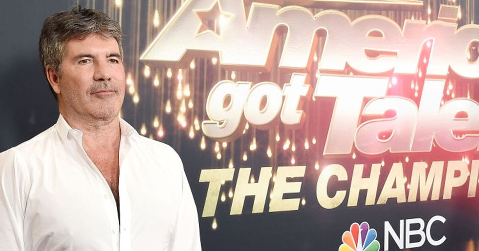 Simon Cowell Looks Unrecognizable as He Shows off Huge Weight Loss