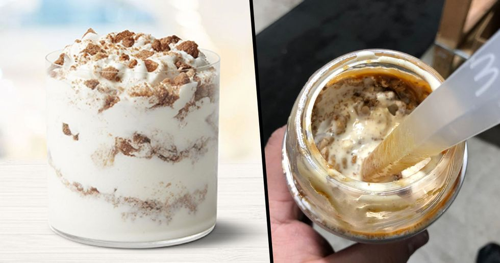 McDonald's Is Launching a Snickerdoodle McFlurry