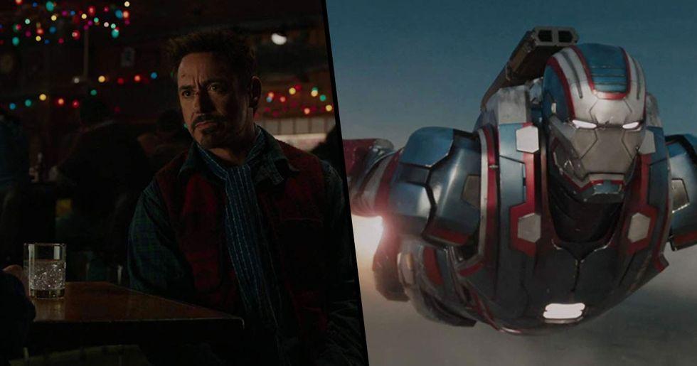 Disney+ Confirms 'Iron Man 3' Is a Christmas Movie