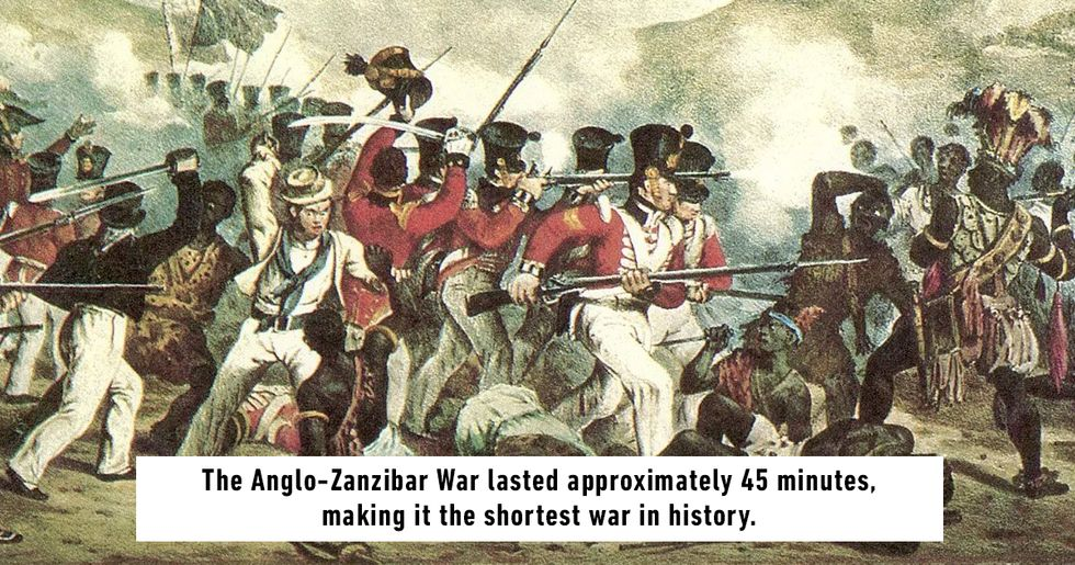 Strange Historical Events You Won't Read About in History Books
