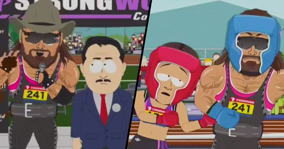 'South Park' Sparks Controversy With Episode About Trans Athletes