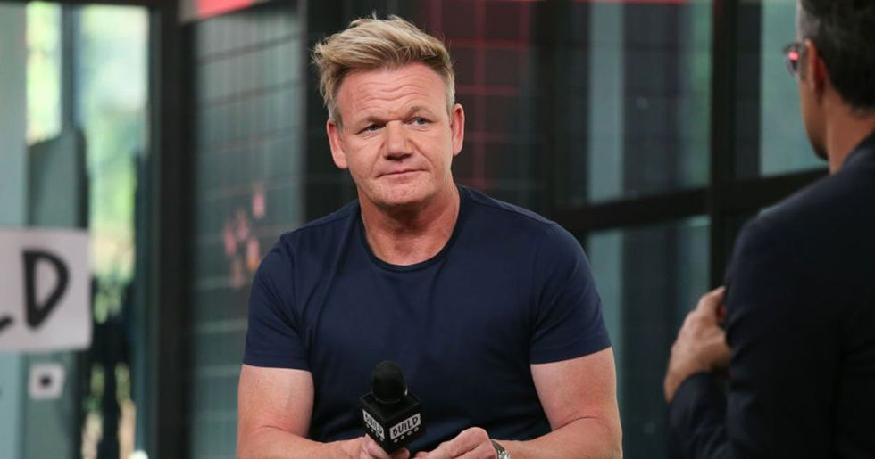 Gordon Ramsay Slammed After Sharing Innocent Video