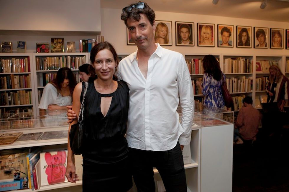 Richard Phillips' Point of Purchase Opens in East Hampton