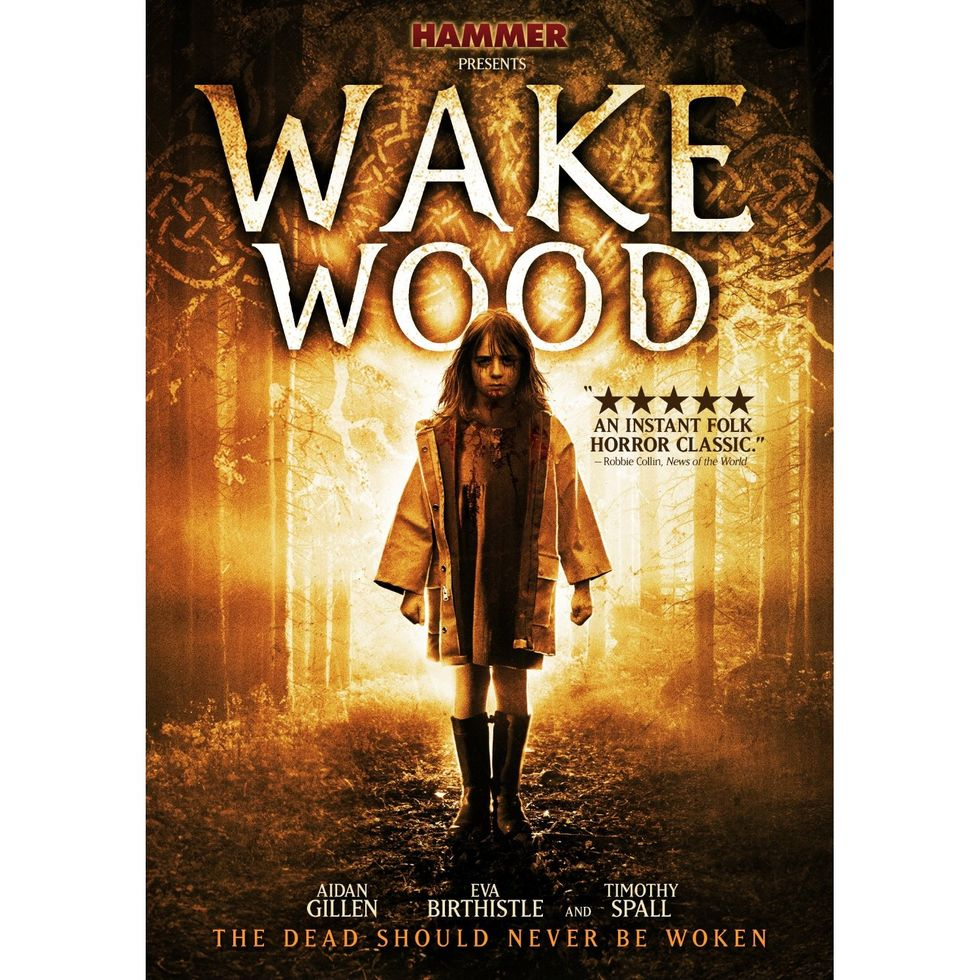Superior New Chiller Wake Wood On DVD